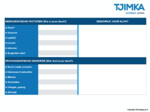 Tjimka.nl - Jouw ideale klant