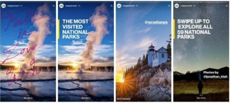 Tjimka Instagram - National Geographic