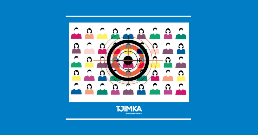 Tjimka-Doelgroep kiezen